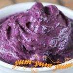 Рецепт йогурта с черникой