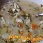 Рецепт приготовления ухи из рыбы