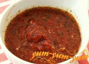 Рецепт шашлычного соуса