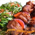 Рецепт шашлыка из ягненка по-узбекски