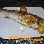 Рецепты приготовления рыбы на мангале