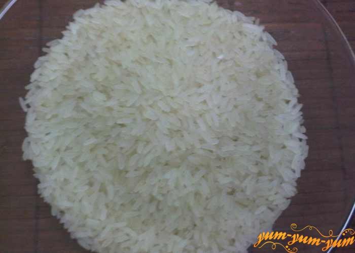 В уху из кефали добавляем рис