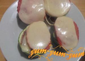 Рецепт запеченных кабачков с фаршем в духовке