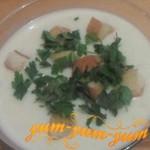 Приготовление крем-супа из цветной капусты