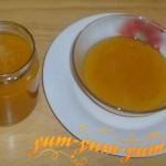 Рецепт абрикосового желе