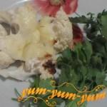 Рецепт цветной капусты запеченной в духовке
