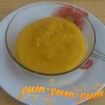Рецепт приготовления абрикосового пюре