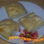 Рецепт приготовления абрикосовой шарлотки