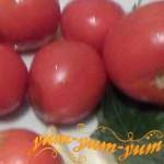 Рецепт помидоров без укуса на зиму