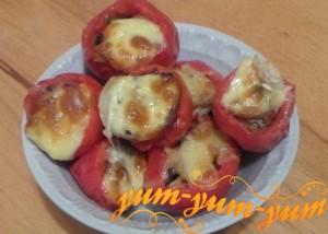 Рецепт помидоров фаршированных грибами