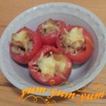 Рецепт помидоров фаршированных мясом