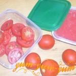 Рецепт заморозки помидоров