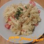Как приготовить макароны с помидорами
