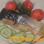 Рецепты рыбы запеченной с помидорами