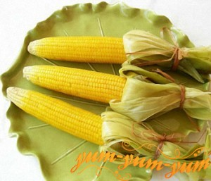 Как приготовить кукурузу в микроволновке