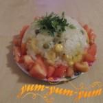 Как приготовить рис с кукурузой в мультиварке