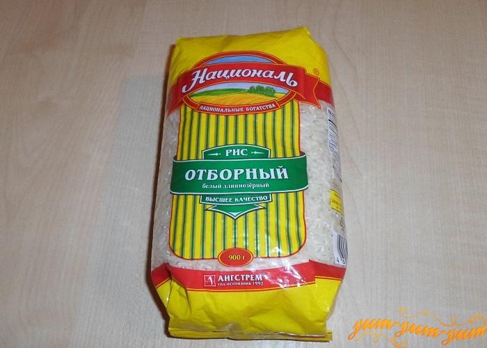 Выбрать подходящий для плова рис
