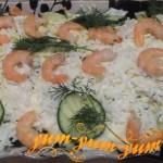 Как приготовить салат новогодняя фантазия