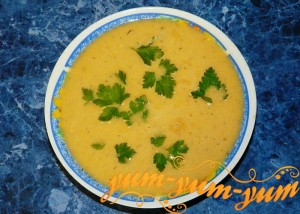 Рецепт супа с фасолью и грибами