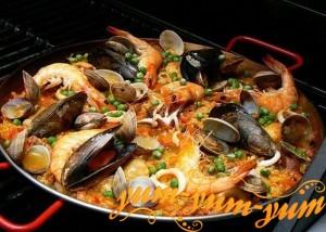 Диетические блюда из рыбы и морепродуктов