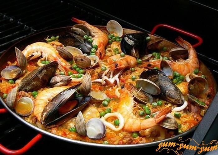 Картинки по запросу блюдо морепродуктов фото