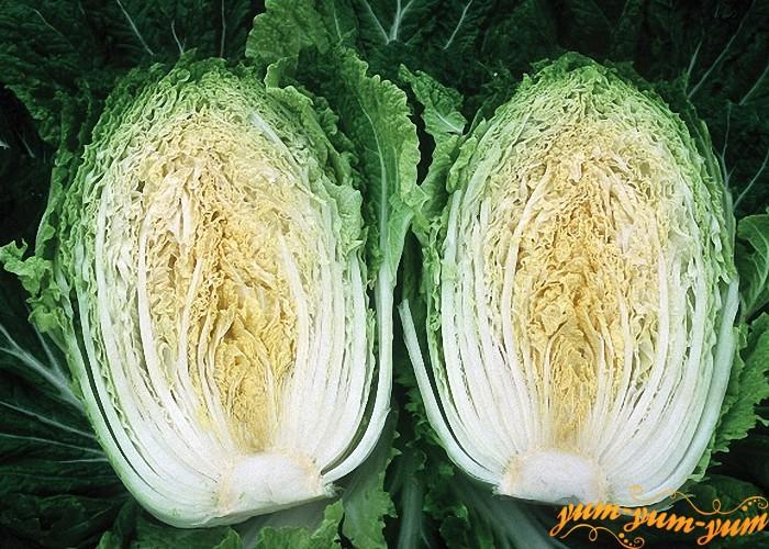 Пекинская капуста для диетических салатов