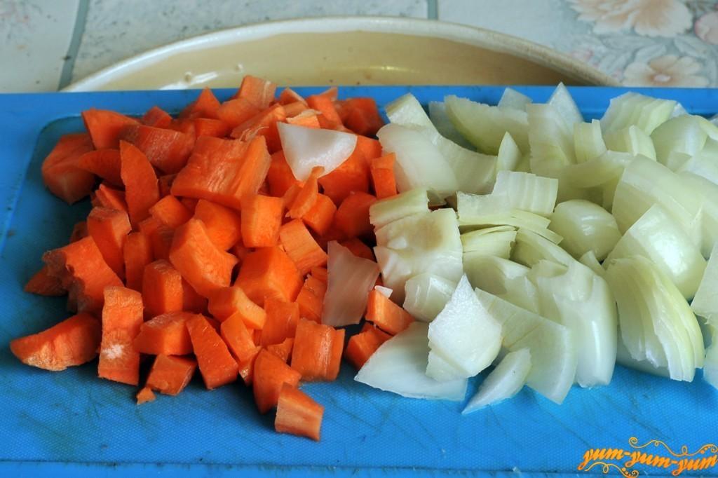 Плов без моркови рецепт с фото