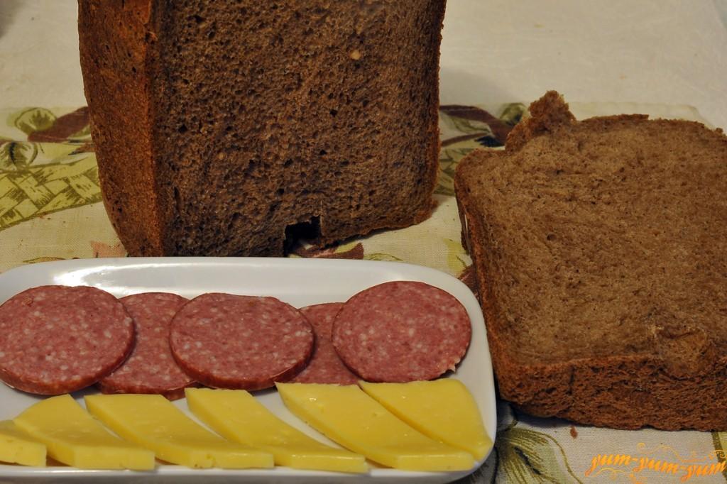 Хлеб для сэндвичей рецепт
