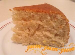 Пирог на ряженке