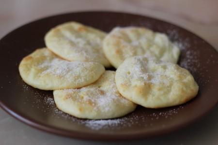 Сырники из творога в духовке
